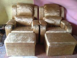深圳供应桑拿沙发丨足浴沙发丨美甲沙发丨洗脚椅,  沙发厂家批发