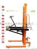 供應廣州可傾式油桶裝卸倒料車/廣州從化油桶傾斜倒料車價格