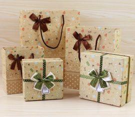 手工精装盒 方形礼品盒 心形礼品盒 创意 高档礼品盒 手提礼品盒
