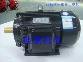 厂家供应Y2系列三相异步电动机,
