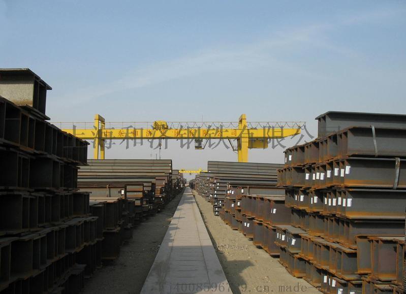 深基坑護坡柱H型鋼
