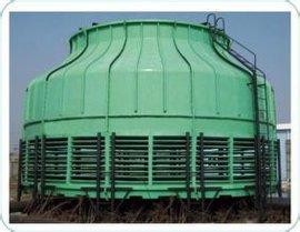 供应玻璃钢冷却塔 圆形逆流式冷却塔 制冷设备