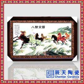 出口欧单 欧式风情装饰陶瓷瓷板画 家居装饰摆件墙壁画 京剧脸谱