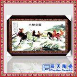 出口歐單 歐式風情裝飾陶瓷瓷板畫 家居裝飾擺件牆壁畫 京劇臉譜