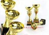 广州环典工艺金属奖杯制作,金属奖杯 奖牌  篮球足球运动会奖杯制作