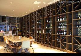 天津峰智货架厂精品木质烤漆红酒展示柜商场超市**店木质烤漆展柜柜台定制