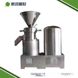不锈钢辣椒磨酱机 电动芝麻花生磨浆机 芝麻磨酱的机器 全自动磨酱机