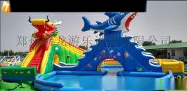 甘肃大型充气玩具生产厂家 儿童充气城堡批发价格