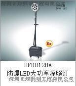 防爆LED大功率探照灯BFD8120A正辉照明厂家