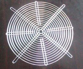 同心圆风机防护网