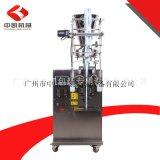 广州中凯直销耐高温颗粒化工颗粒物料包装机镀铁 龙包装机