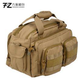 箱包厂定制户外迷彩背包便携式运动包防水耐磨旅行包可定制logo