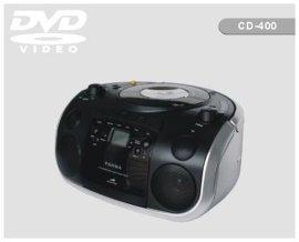 便携式DVD播放机(CD-400)