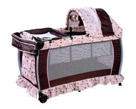 H03-12豪华婴儿游戏床