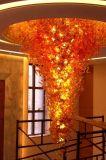吹制玻璃 玻璃雕塑 玻璃吊燈