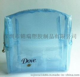 (专业厂家)生产精美EVA车缝化妆品袋 EVA化妆品包装袋 多芬品牌
