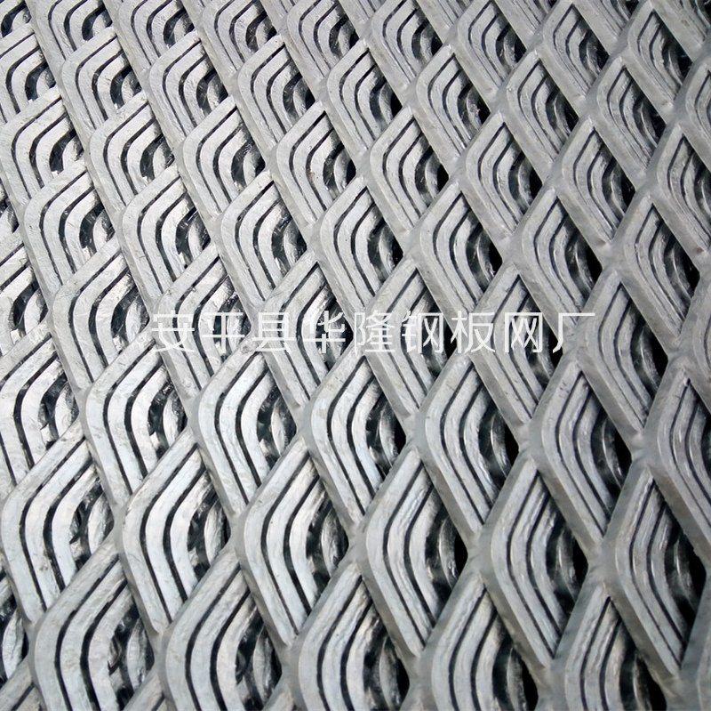 安平钢板网厂家zw重型拉伸网片 国标钢板网标准规格