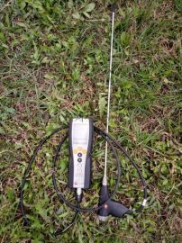 山東德圖340四組份手持式煙氣分析儀