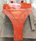 圓譽耐磨-水泥廠輥壓機側擋板
