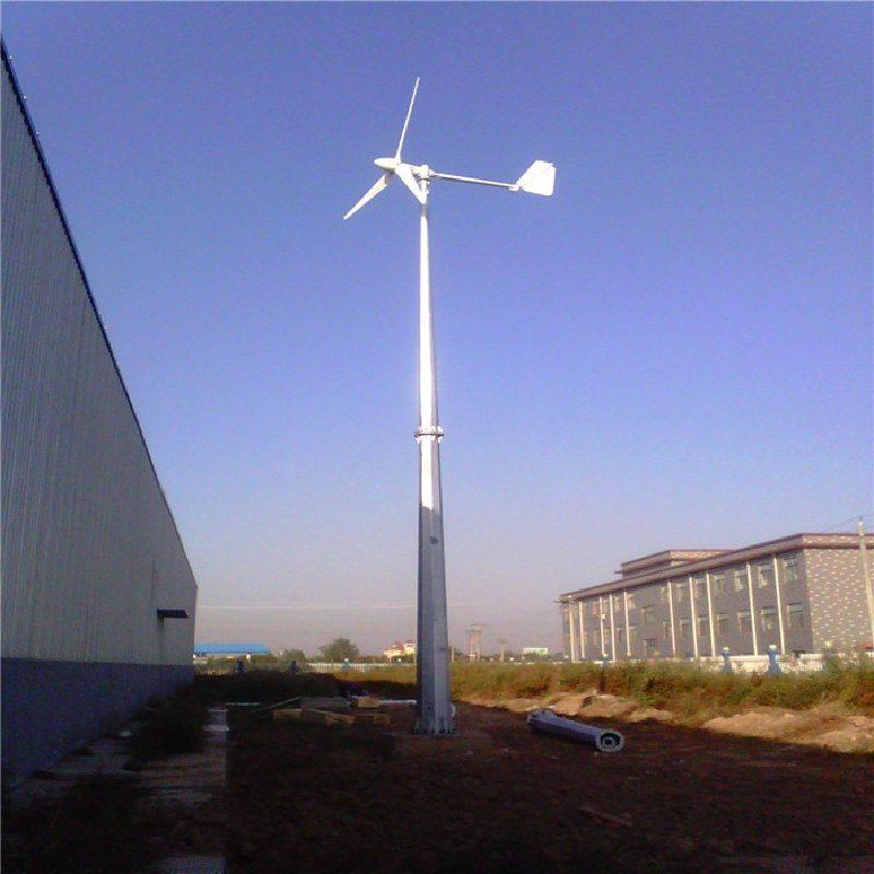 低转速永磁500W微型风力发电机 磁悬浮电机