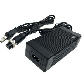 25.2V2A 电池充电器 美规FCC UL认证 25.2V2A电动滑板车 电池充电器
