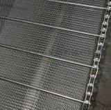宁津天元供应不锈钢网带 链板网带 网带输送机 厂家