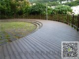 非塑木【小區步道】防水防潮止滑3D木紋-專用於戶外貝多林PS戶外木材