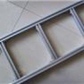 厂家直销广东中良铝合金型材梯级式电缆桥架200*100*2.0