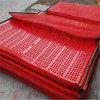 保定生产 条缝聚氨酯筛网 聚氨酯板 质量保证
