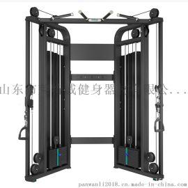 安徽健身器材厂家小飞鸟综合训练器健身俱乐部