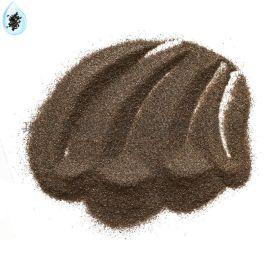 喷砂除锈打磨 耐磨地坪金刚砂 3-1800目棕刚玉