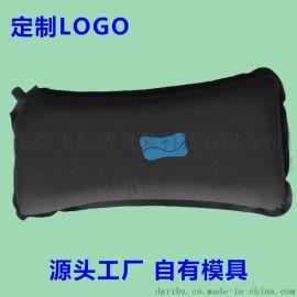记忆棉枕头自动充气枕便携旅行枕趴睡枕