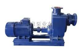 自吸泵铸铁自吸泵 温州东泉80ZW80-35自吸泵