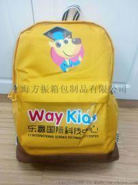 卡通儿童书包 中小学生书包定做 上海箱包厂加工定制