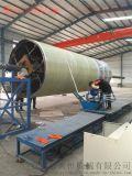 安丘大恒DHFRP-3580玻璃钢化粪池缠绕机