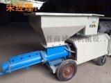 YG-SW02螺杆泵黑龙江螺杆式注浆泵挤压式砂浆泵