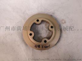 挖掘机工程机械空调电磁离合器冷气泵皮带轮
