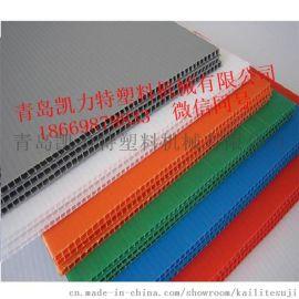 青岛凯力特SJ120 PP格子板生产线、中空格子板生产线