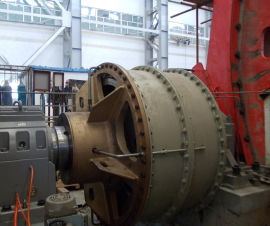 球磨机空气离合器42VC1200气囊、轮毂配件