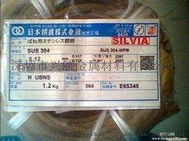 日本siwc亮面镀镍弹簧线 SPW-B弹簧镀镍线