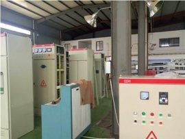 杭州奥圣变频器节能控制柜应用于环保设备上