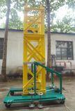電廠專用放倒式升降平臺電力電工電廠專用河北創意電氣廠家直銷