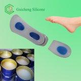 深圳上海厂家直销全透明鞋垫胶高透明液体鞋垫胶 用于保健减震的鞋垫硅胶