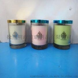 蜡烛香薰瓶 香薰蜡烛杯,玻璃瓶,玻璃罐