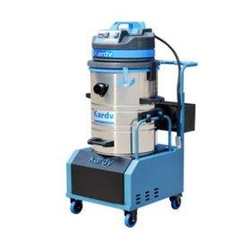 厂家销售推车式真空凯德威充电工业吸尘器DL-2060D