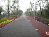 三明彩色混凝土透水地坪单价 施工工艺技术 地坪材料