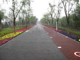 三明彩色混凝土透水地坪單價 施工工藝技術 地坪材料
