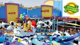 飞天史努比公园大型儿童游乐设备许昌巨龙厂家