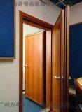 木纹隔声门