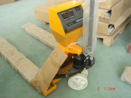 厂家供货 电子液压车 手动搬运称重一体电子叉车秤